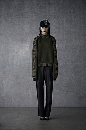 Donnah Mabel autumn winter 2016-17 look
