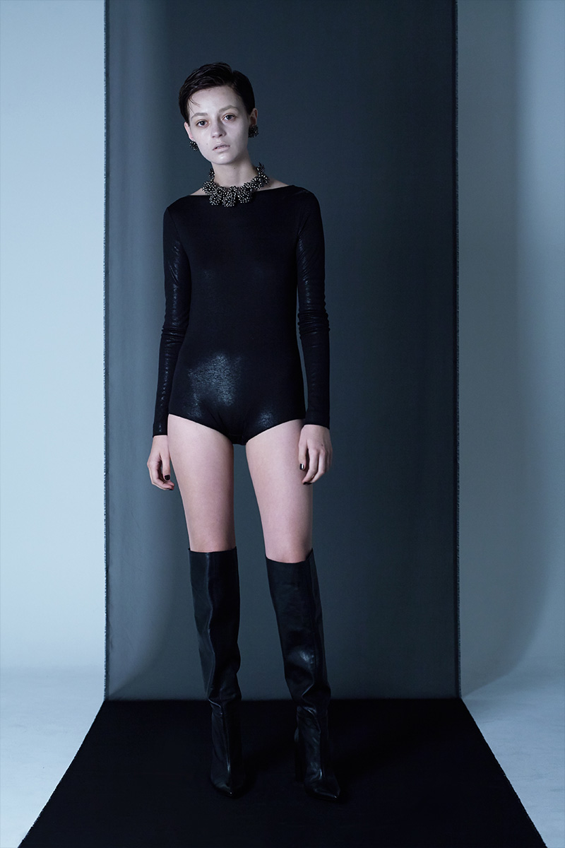 Donnah Mabel autumn winter 2018-19 look